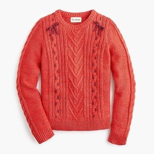J. Crew Sweaters - J CREW x The Reeds Cable Fisherman Knit Sweater